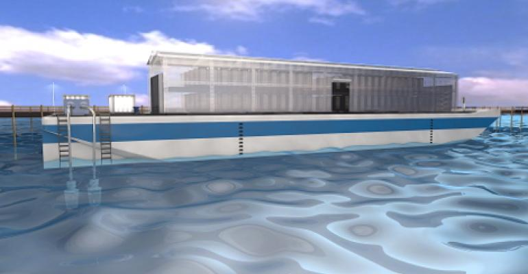 The Floating Data Center Idea Isn't Dead