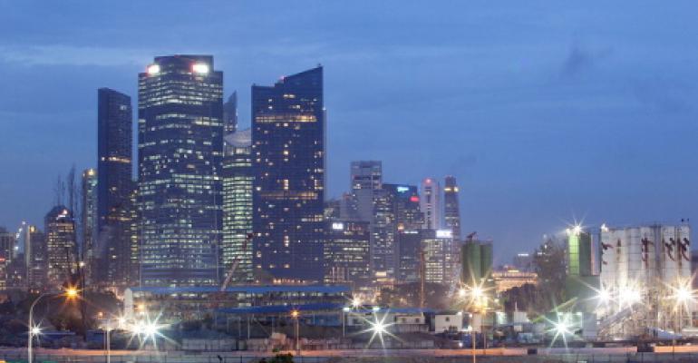 Mega-Clouds Drive Shift to Mega-Data Centers in Singapore