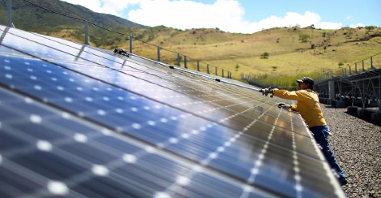 Apple to Build Huge Solar Project to Power Reno Data Center Campus