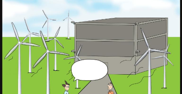 Friday Funny: Wind Power for Data Center