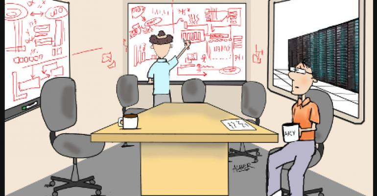 Friday Funny: Data Center White Boarding