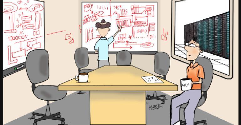 Friday Funny: Data Center White Boarding