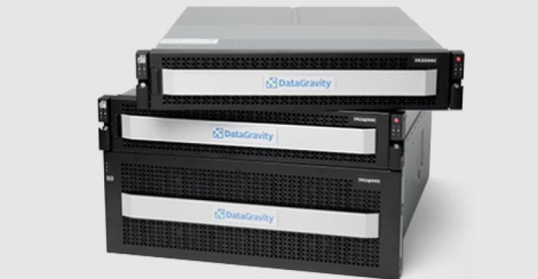 DataGravity Extends Data Management to Realm of Security