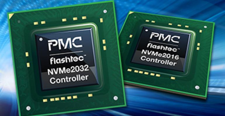 PMC-Sierra Unveils Server Flash Switch, Faster SSD Controller