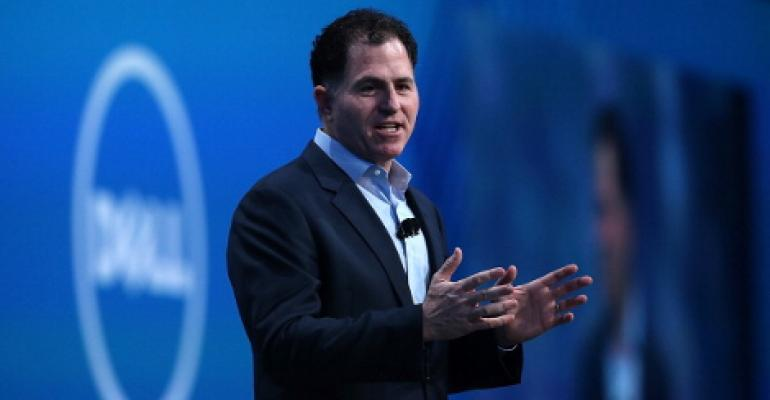 Michael Dell Unveils New Name for Combined Dell and EMC