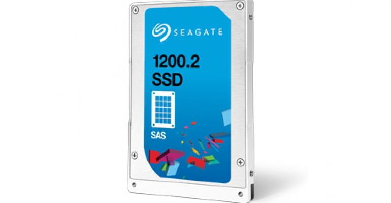 Seagate Launches Its Next-Gen SAS Solid State Drive