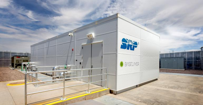 Who Needs Generators? Data Center Taps Directly into Grid for Power