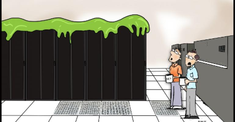 Friday Funny: What's That Blob in My Data Center