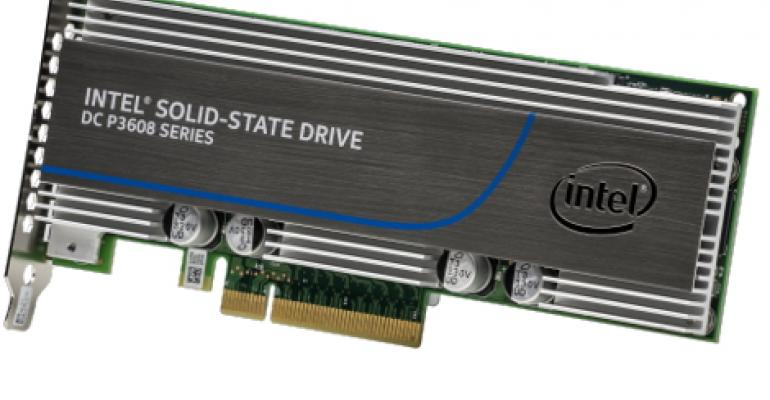 Intel Unveils Its Fastest Data Center SSDs Yet