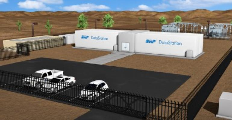 Phoenix Utility to Pilot Data Center Without Generator