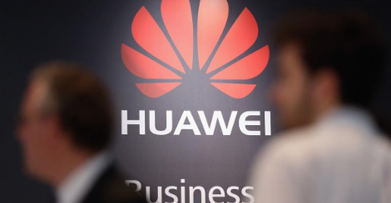 Huawei Aims to Sell the Nuts and Bolts of Global Cloud Computing