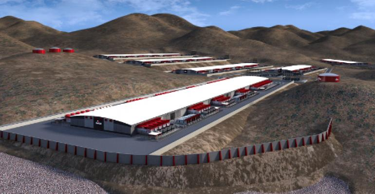 Switch Claims Reno Site Will be World's Largest Data Center