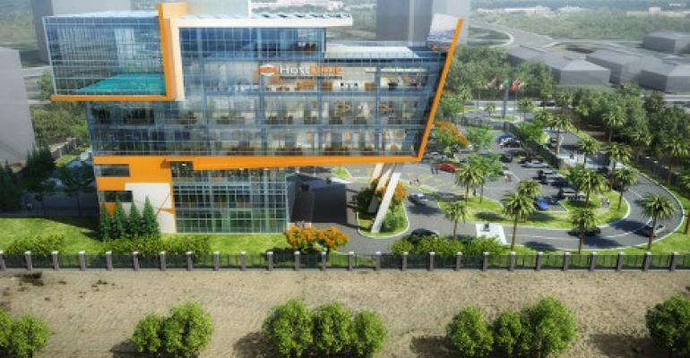 HostDime to Build $25M Orlando Data Center