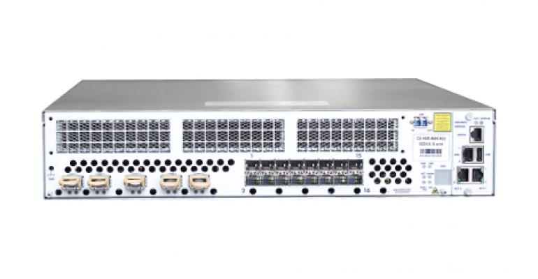 Next-Gen Data Center Interconnect Tech Enables Explosion of Online Video and Cloud Services