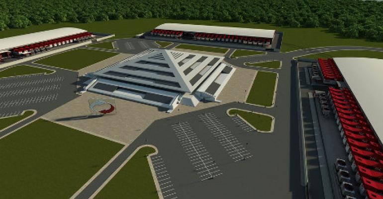 Switch May Turn Michigan Pyramid into Data Center