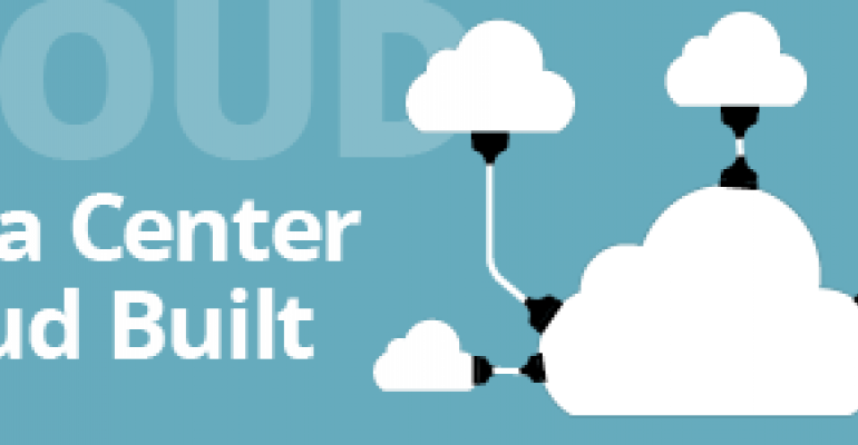 The Data Center Cloud Built