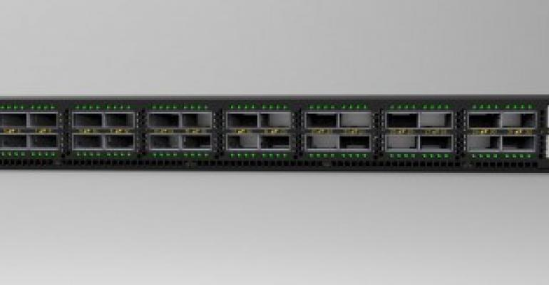 LinkedIn Designs Own 100G Data Center Switch