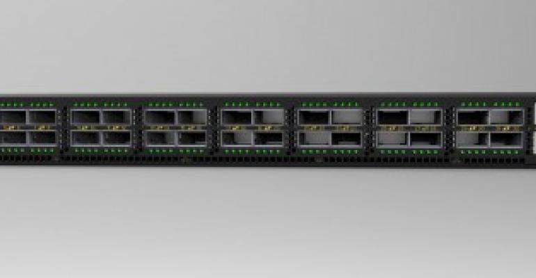 LinkedIn Designs Own 100G Data Center Switch