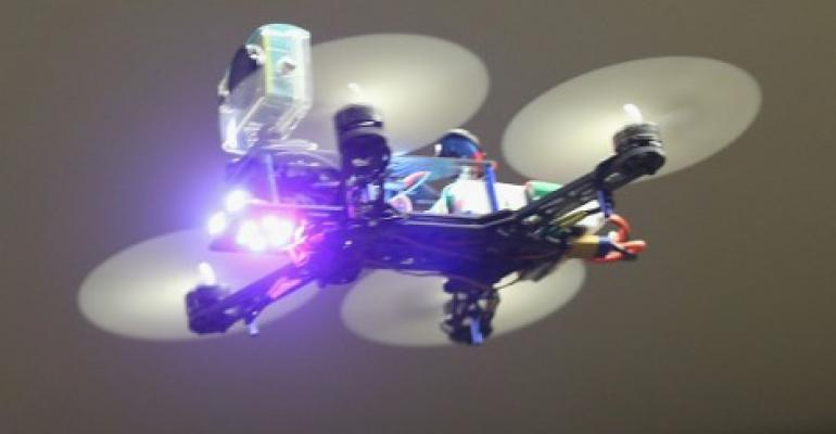 Is Your Data Center Protected from Drones?