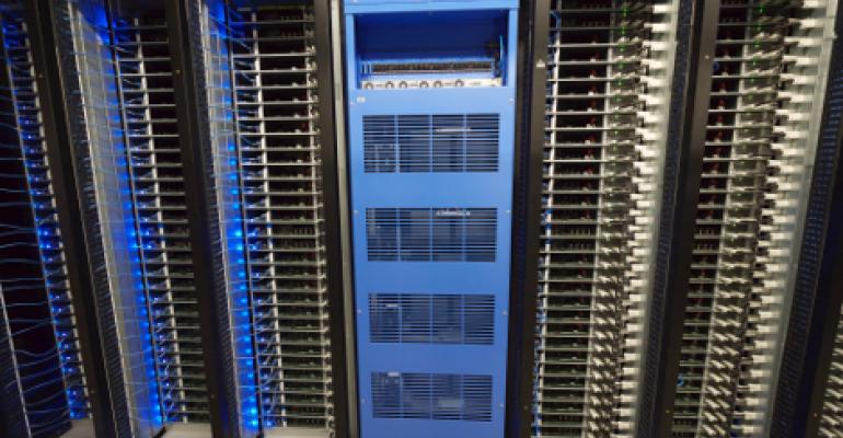 Facebook Data Centers: Huge Scale at Low Power Density