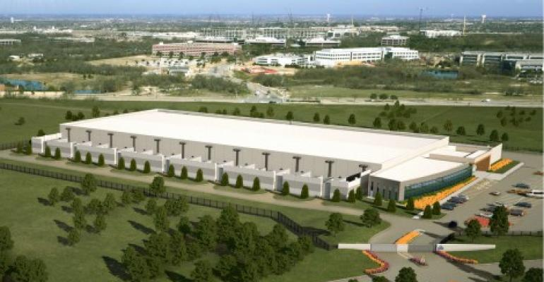 Texas Data Center Boom Filling up Public Coffers