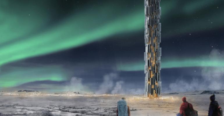 Data Tower: a Data Center for Saruman