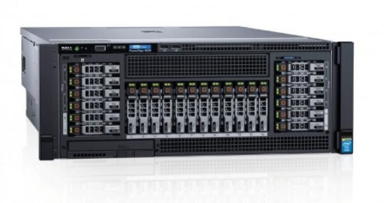 Dell's Latest PowerEdge Servers Offer Muscle for High-Bandwidth Workloads
