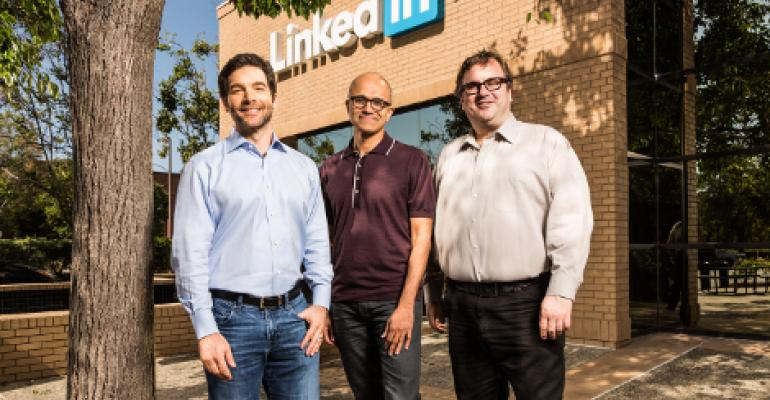 Microsoft Takes Hands-Off Stance on LinkedIn Data Centers, for Now