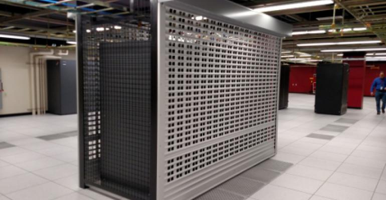 Expedient Shrinks Cages to Make Data Center Space Cheaper