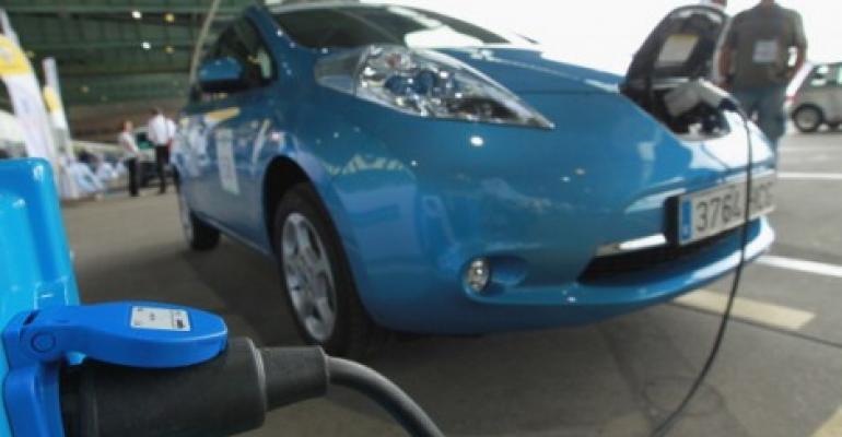 Used Electric-Car Batteries to Power Data Center in France