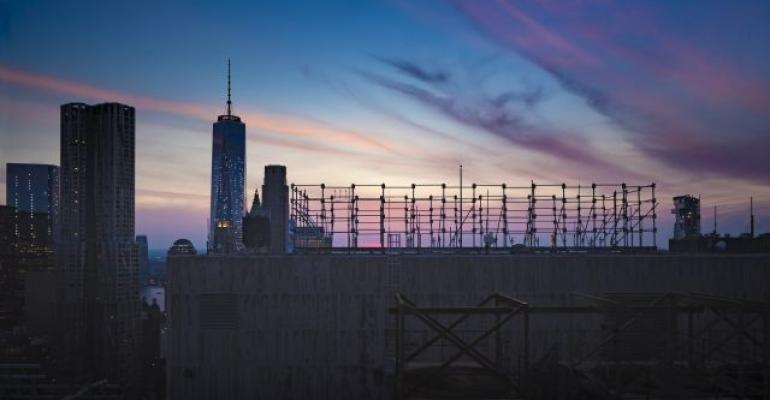 Line-of-Sight Antenna Paves New Data Routes for NYC