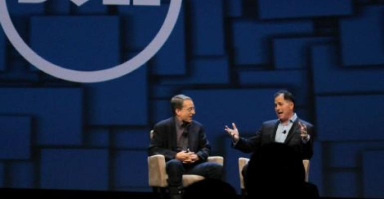 Virtustream, VMware to Vie for Hybrid Cloud After Dell Reorg
