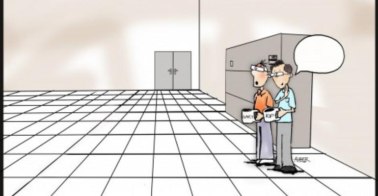 Friday Funny: Ours is an Open-Plan Data Center