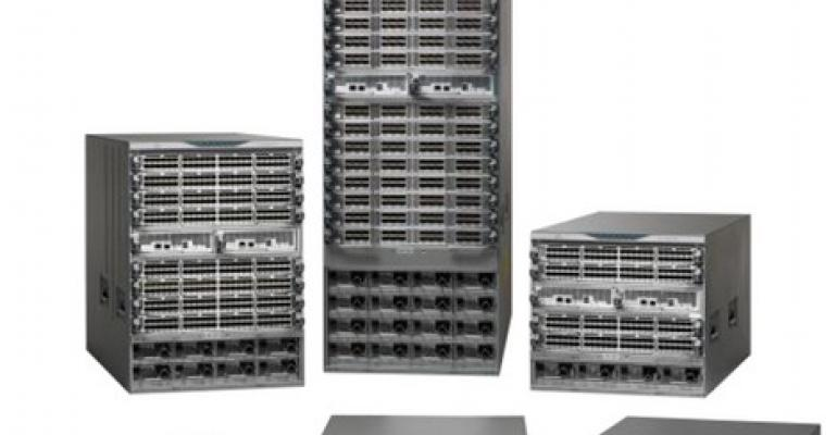 Cisco Revives LAN-SAN Convergence Play in the Data Center