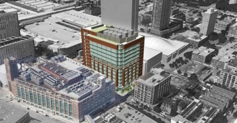 Digital Realty to Build Data Center Tower in Downtown Chicago