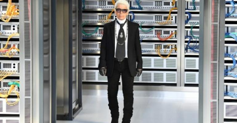 Couture Meets Data Centers During Paris Fashion Week