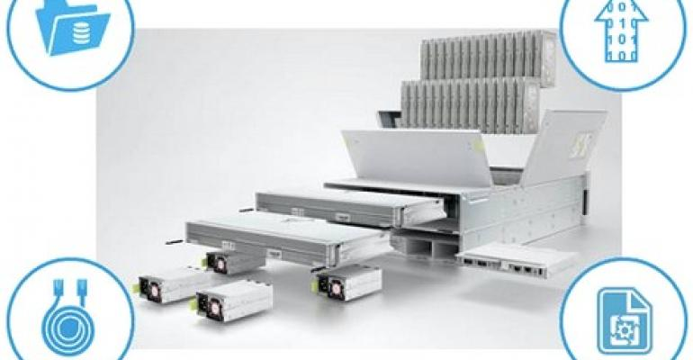 Cisco Unveils Modular, High-Capacity S-Series Storage for UCS