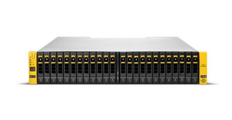 HPE to Offer Flash Storage 'as-a-Service' to Compete with the Cloud
