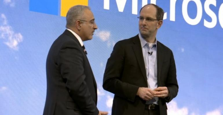 Azure Stack in 6 Months, Says HPE Exec