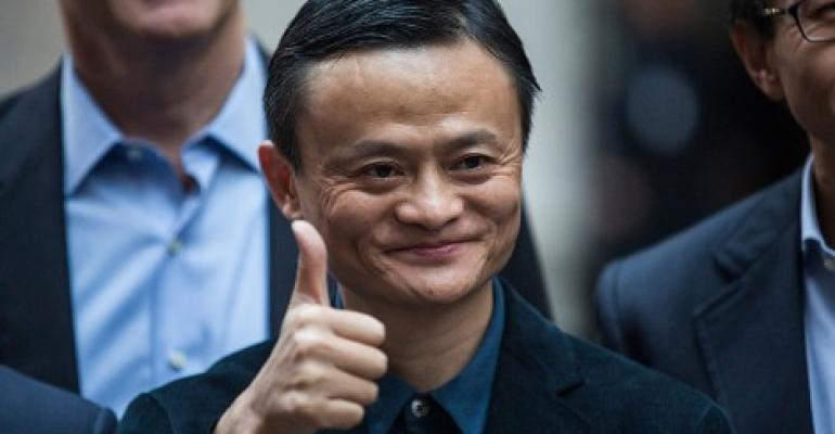Alibaba's Deal to Promote Its Cloud at the Olympics Is Worth $800M