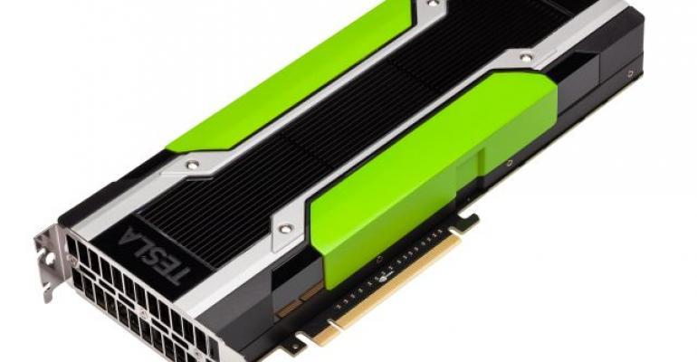 Nvidia Has Become the Data Center Accelerator Company