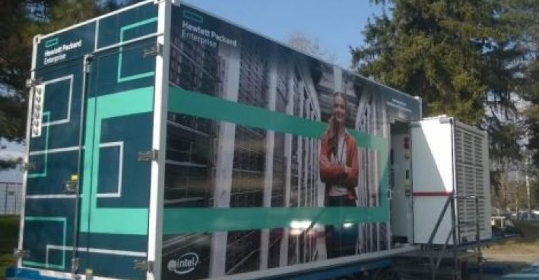 HPE and Schneider Electric to Partner on 'Micro Datacenters'