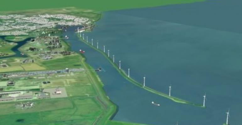 Google Quietly Opens Dutch Wind-Powered Facility Amid Scandal