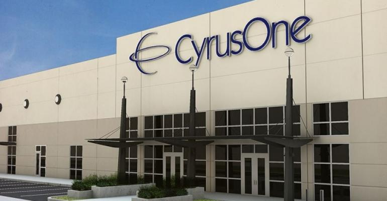 CyrusOne Shares Just Spiked On Good News - Here's Why