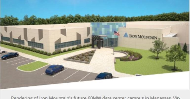 DCK Exclusive: Iron Mountain's Evolving Data Center Strategy