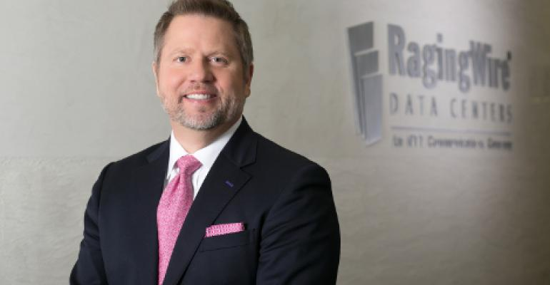 NTT Names Adams RagingWire CEO, Takes Full Ownership of Company