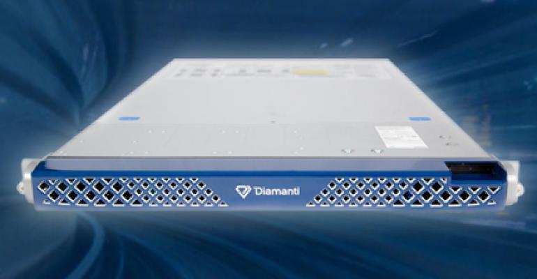 Diamanti Launches Hyperconverged Infrastructure Appliance, Raises $18M