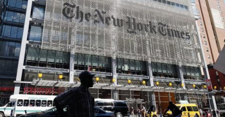 How The New York Times Handled Unprecedented Election-Night Traffic Spike