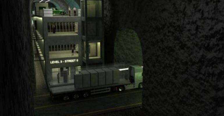 Massive, Six-Story Data Center in a Norwegian Mine Comes Online