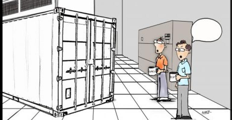 Friday Funny: Modular Data Center